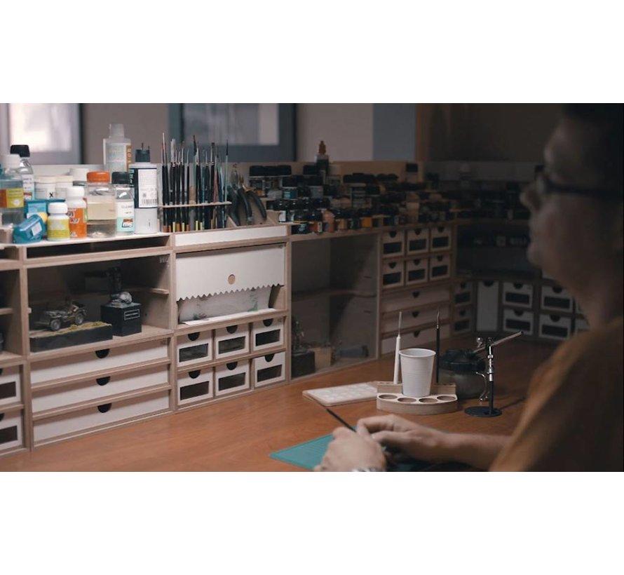 Corner Paints Module 26mm - OM06s