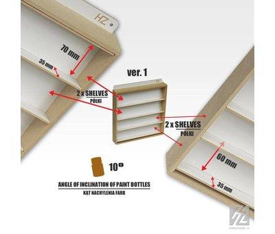 Hobbyzone Paint Hanger Base - S3base