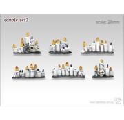 Tabletop-Art Candle Set 2 - TTA600027