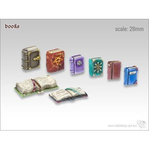 Tabletop-Art Books - TTA600025