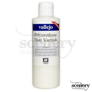 Vallejo Polyurethane Varnish Matt - 200 ml - 27651