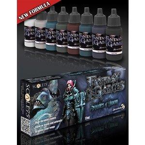 Scale 75 Shades of Doom - Fantasy & Games - 8 kleuren - 17ml - SSE-019