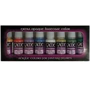 Vallejo Game Color Extra Opaque Set - 8 kleuren - 17ml - 72294