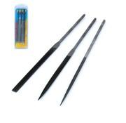 Model Craft Precision Needle Files Set Swiss Style - 3x - PKF3443/2