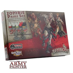 The Army Painter Warpaints Zombicide Black Plague Set - 10 kleuren - 17 ml - WP8012