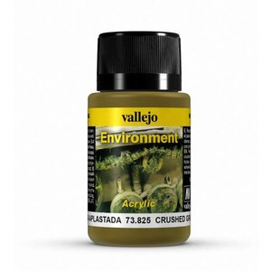 Vallejo Crushed Grass Environment Effects Weathering Effects - 40ml - 73825