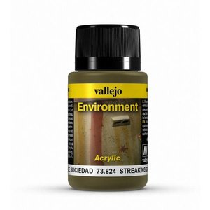 Vallejo Streaking Grime Environment Effects Weathering Effects - 40ml - 73824