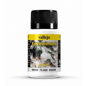 Vallejo Snow Environment Effects Weathering Effects - 40ml - 73820