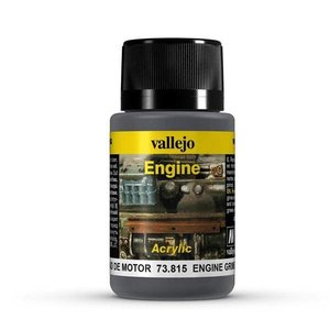 Vallejo Engine Grime Engine Effects Weathering Effects - 40ml - 73815