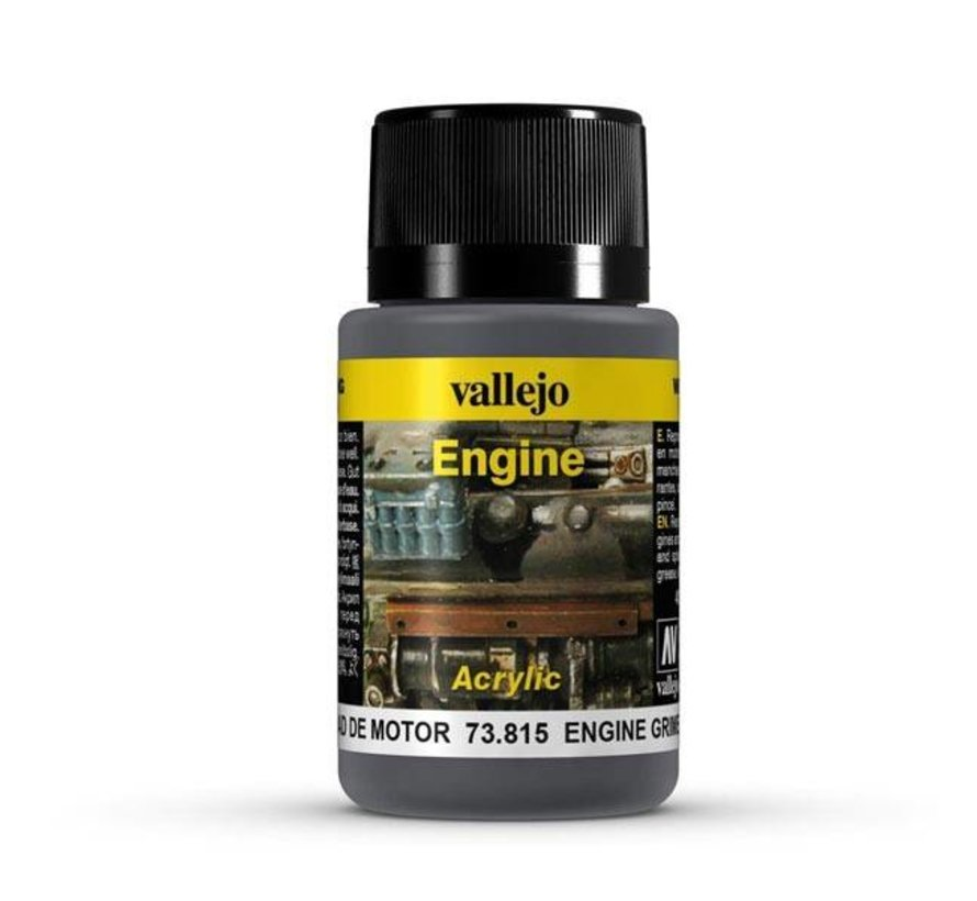 Engine Grime Engine Effects Weathering Effects - 40ml - 73815