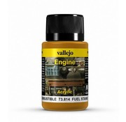 Vallejo Fuel Stains Engine Effects Weathering Effects - 40ml - 73814