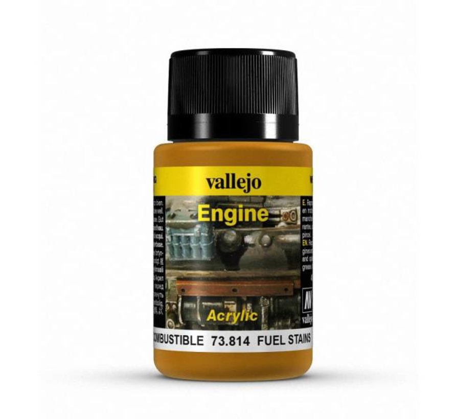 Fuel Stains Engine Effects Weathering Effects - 40ml - 73814