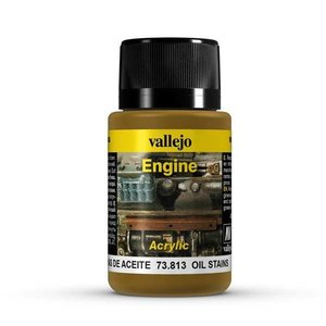 Vallejo Oil Stains Engine Effects Weathering Effects - 40ml - 73813