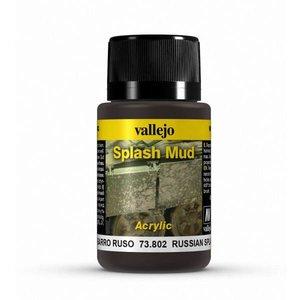 Vallejo Russian Splash Mud Weathering Effects - 40ml - 73802