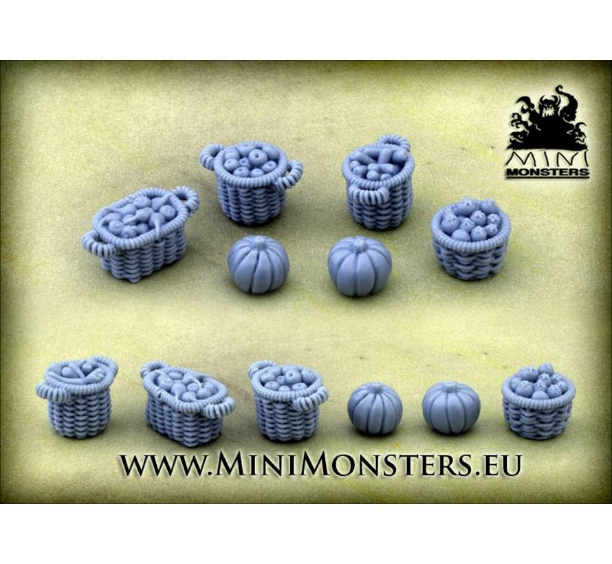Baskets - 6st - MM-21