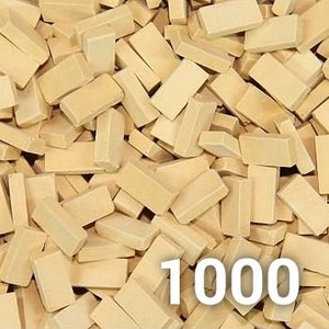 Juweela Beige licht baksteen 1:35 - 1000x - 23039