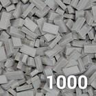 Juweela Grijs donker baksteen 1:35 - 1000x - 23014