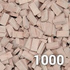 Juweela Terracotta medium baksteen 1:35 - 1000x - 23064