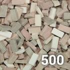 Juweela Terracotta mix baksteen 1:35 - 500x - 23073