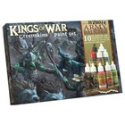 The Army Painter Warpaints Kings of War Greenskins Paint Set - 10 kleuren - 17 ml - WP8014