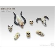 Tabletop-Art Fantasy Skulls - TTA600034
