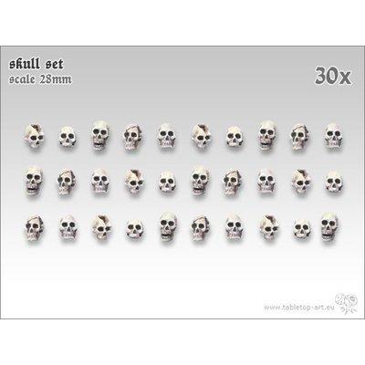 Tabletop-Art Skull Set 2 - TTA600045