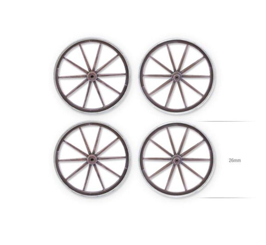 Cart Wheel Set - TTA601061