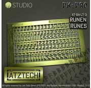 Ätztech Runen - Photo-Etch - AT-BA-LT-3
