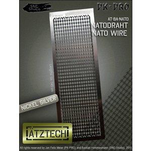 Ätztech Ätztech Natodraad - Photo-Etch - AT-BA-NATO