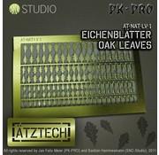 Ätztech Eiken Bladeren - Photo-Etch - AT-NAT-LV-1