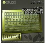 Ätztech Beuken Bladeren - Photo-Etch - AT-NAT-LV-3