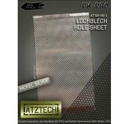 Ätztech Geperforeerde Plaat - Photo-Etch - AT-SH-HS-1