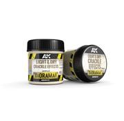 AK interactive Light & Dry Crackle Effects - Diorama Series - 100ml - AK-8033
