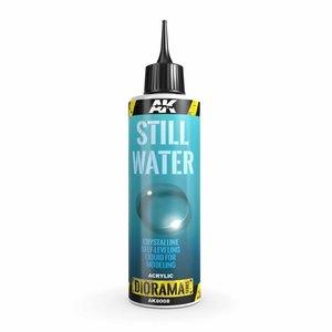 AK interactive Still Water - Diorama Series - 250ml - AK-8008