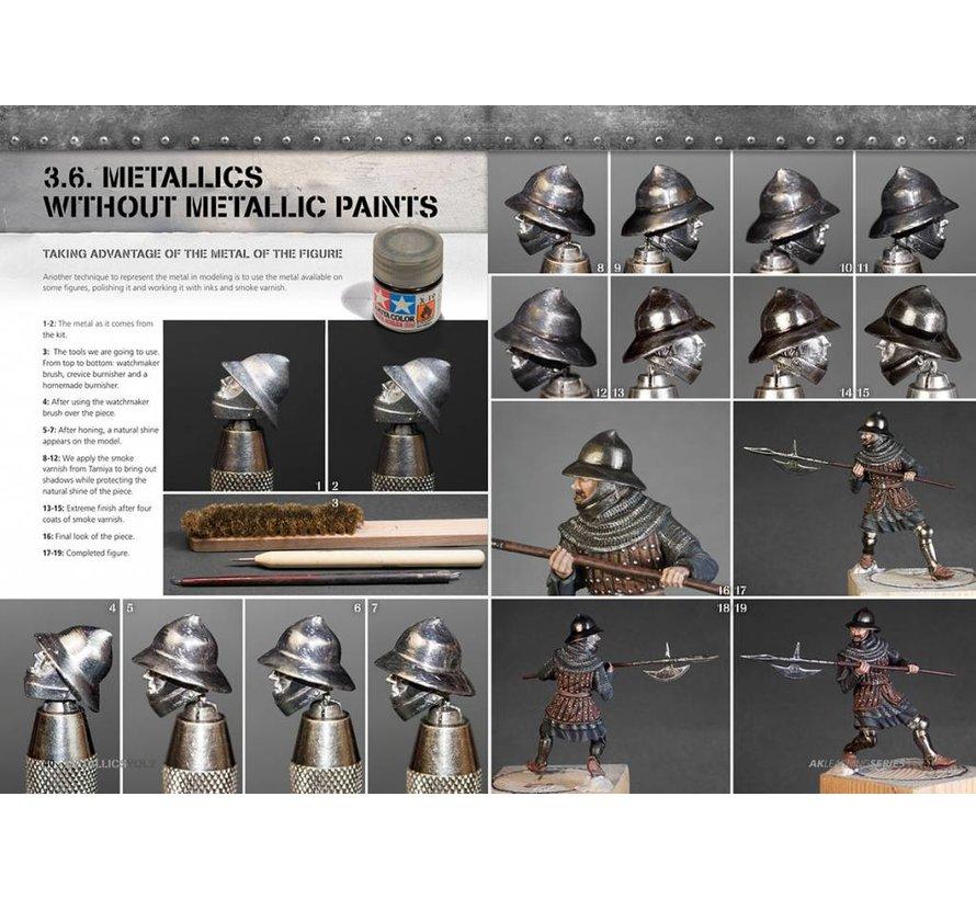 Metallics Vol 2 - AK Learning Series nr 5 - 86pag - AK-508
