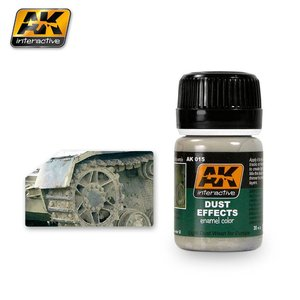AK interactive Dust Effects - AK Weathering Products - 35ml - AK015