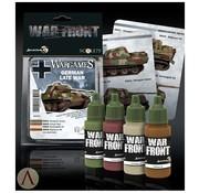 Scale 75 War Front Wargames German Late War - 4 kleuren - 17ml - SSE-033