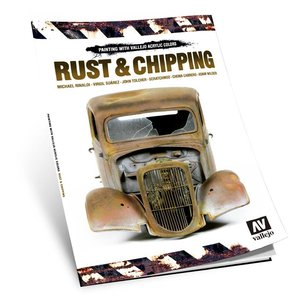 Vallejo Rust & Chipping - 100pag - 75011