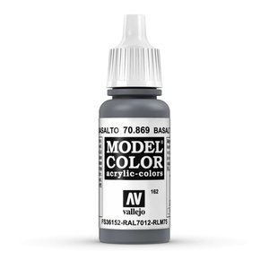 Vallejo Model Color Basalt Grey -17ml -70869