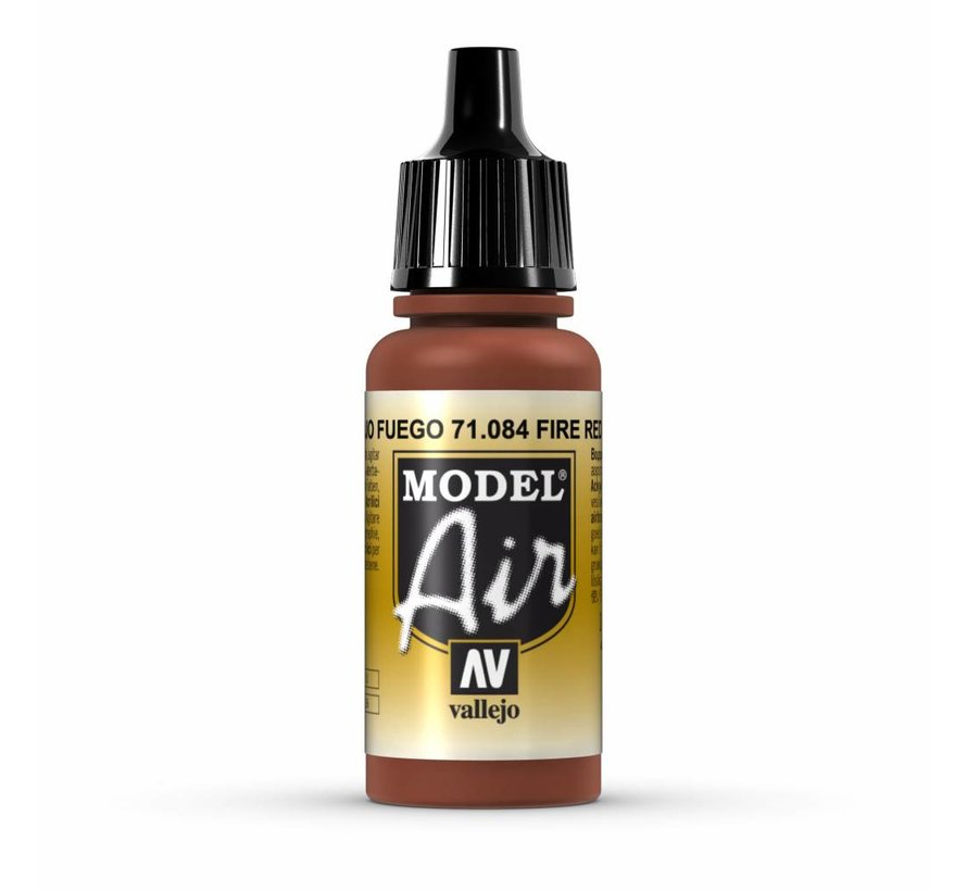 Model Air Fire Red - 17ml - 71084