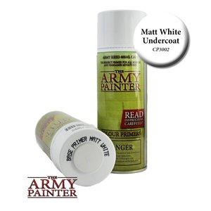 The Army Painter Matt White - Colour Primer - CP3002