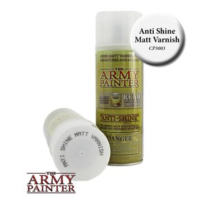 The Army Painter Anti Shine - Vernis - CP3003