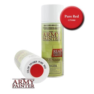 The Army Painter Pure Red - Colour Primer - CP3006
