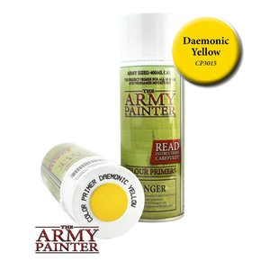 The Army Painter Daemonic Yellow - Colour Primer - CP3015