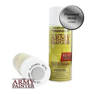 The Army Painter Plate Mail Metal - Colour Primer - CP3008