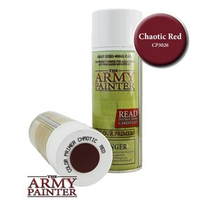 The Army Painter Chaotic Red - Colour Primer - CP3026