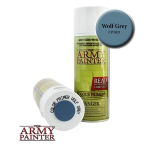 The Army Painter Wolf Grey - Colour Primer - CP3021