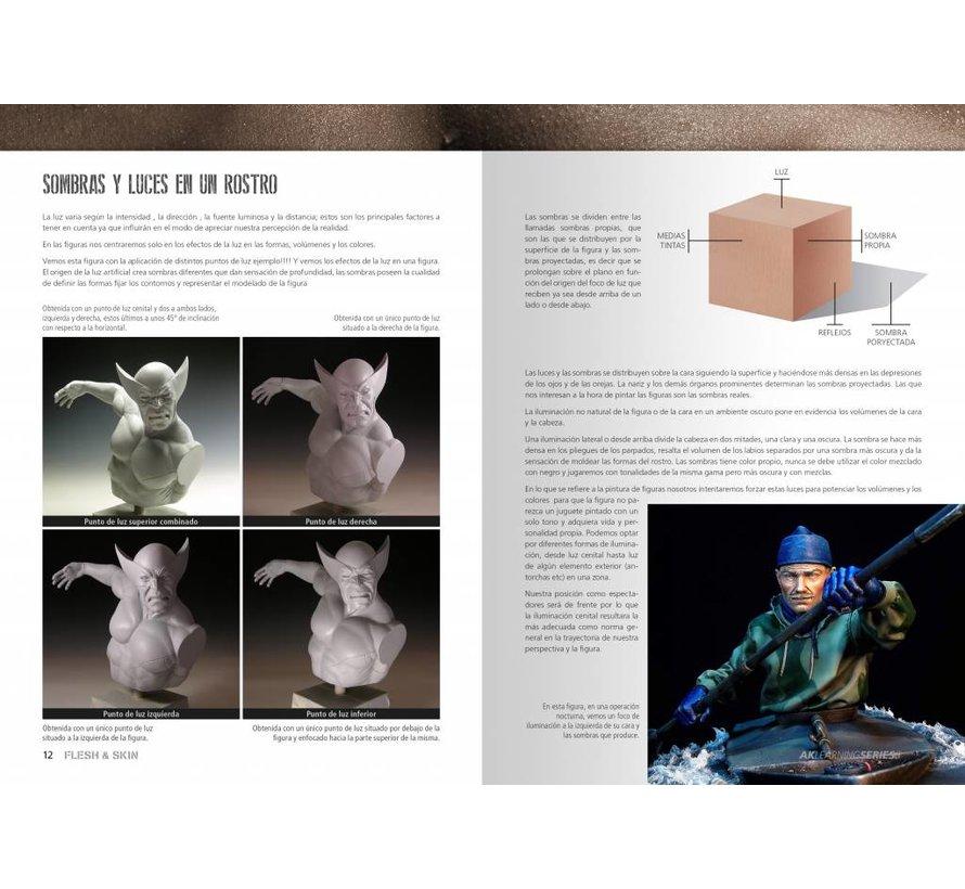 Flesh & Skin - AK Learning Series nr 6 - 86pag - AK-241