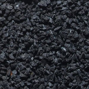 Ziterdes Basing & Battleground Natural Stone Lava Black Rude - 80gr - 12159