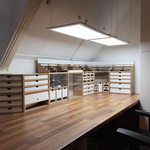 Scenery Workshop Daglicht Paneel (6000K) 30cm x 60cm - 1x - 3060DAG